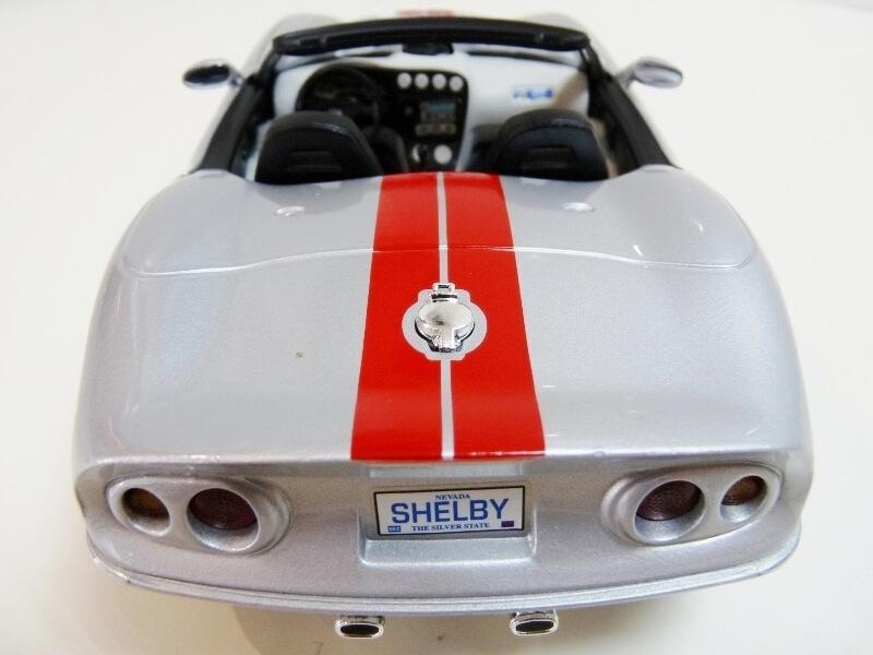 Shelby Série I - 1999 - BBurago 1/18 ème Shelby50