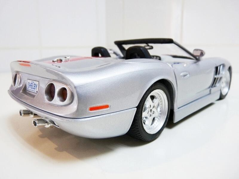 Shelby Série I - 1999 - BBurago 1/18 ème Shelby51