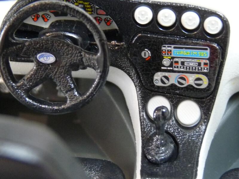 Shelby Série I - 1999 - BBurago 1/18 ème Shelby55