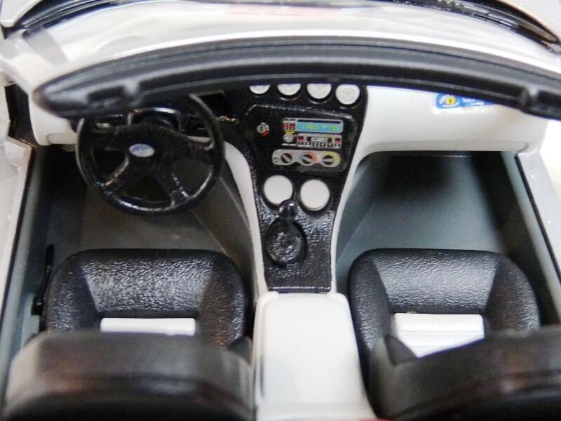 Shelby Série I - 1999 - BBurago 1/18 ème Shelby56