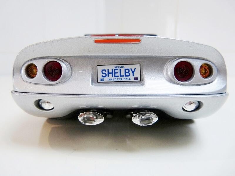 Shelby Série I - 1999 - BBurago 1/18 ème Shelby60