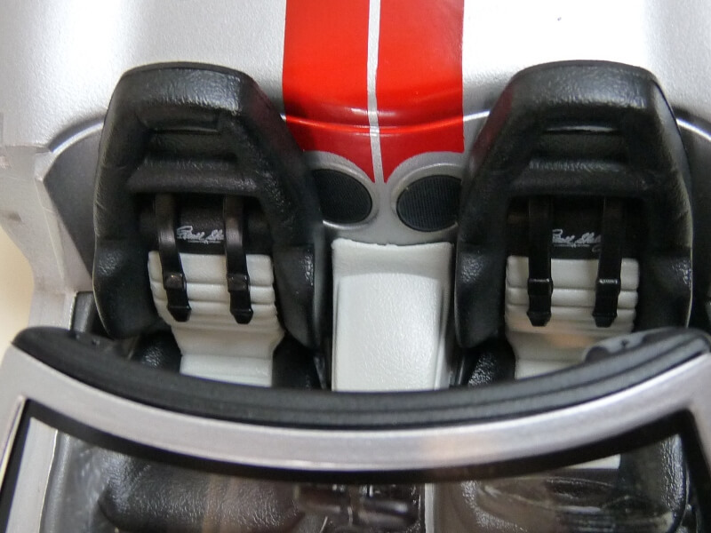 Shelby Série I - 1999 - BBurago 1/18 ème Shelby61