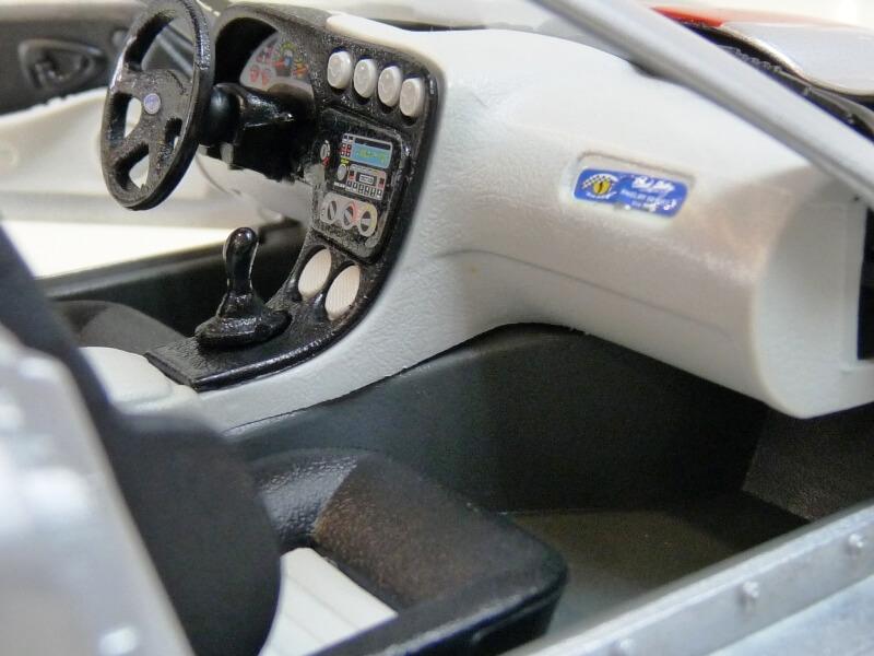 Shelby Série I - 1999 - BBurago 1/18 ème Shelby62