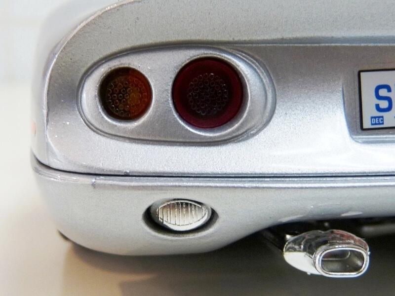 Shelby Série I - 1999 - BBurago 1/18 ème Shelby64