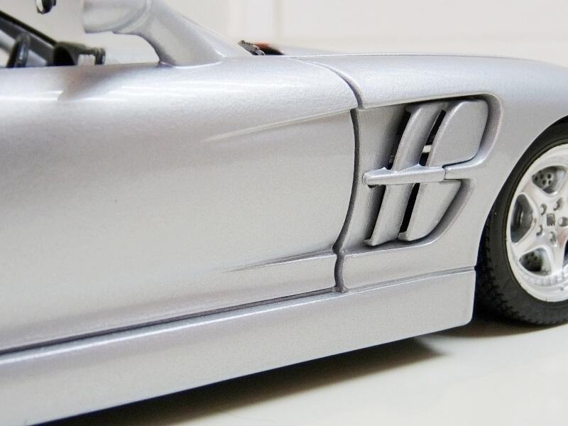 Shelby Série I - 1999 - BBurago 1/18 ème Shelby65