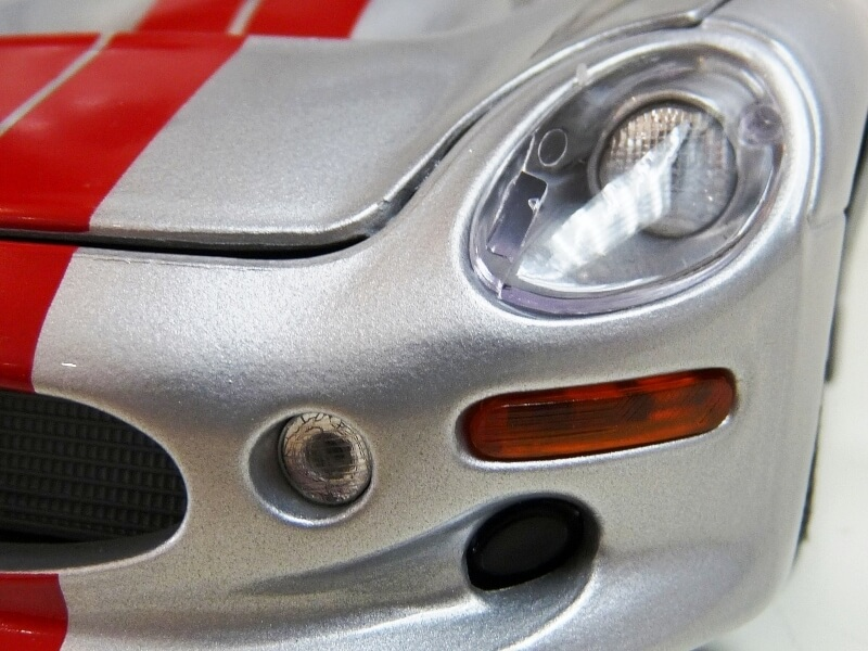 Shelby Série I - 1999 - BBurago 1/18 ème Shelby66