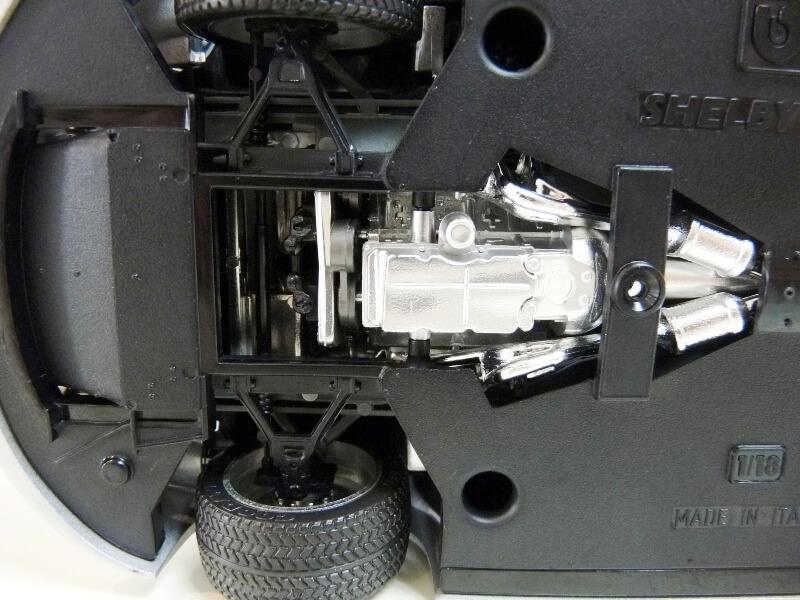 Shelby Série I - 1999 - BBurago 1/18 ème Shelby68