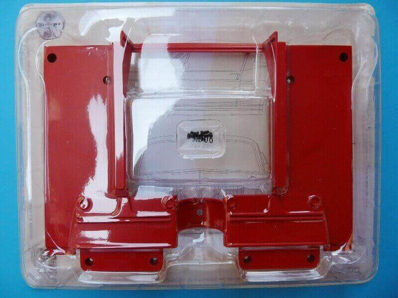 Shelby GT500 - 1967 - 1/8ème - Kit métal - Fascicules Altaya - Page 3 Shf_1117