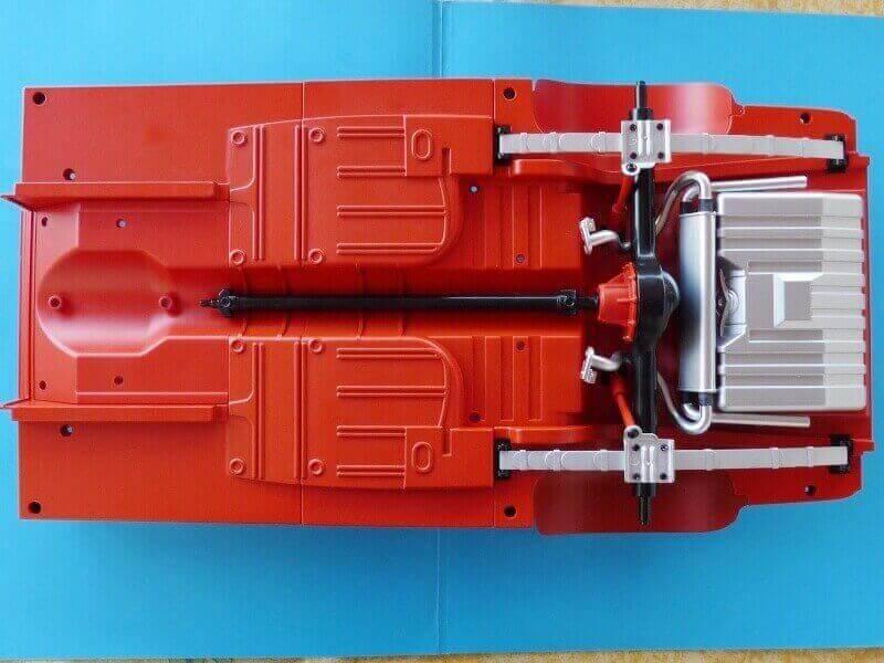 Shelby GT500 - 1967 - 1/8ème - Kit métal - Fascicules Altaya - Page 3 Shf_1311