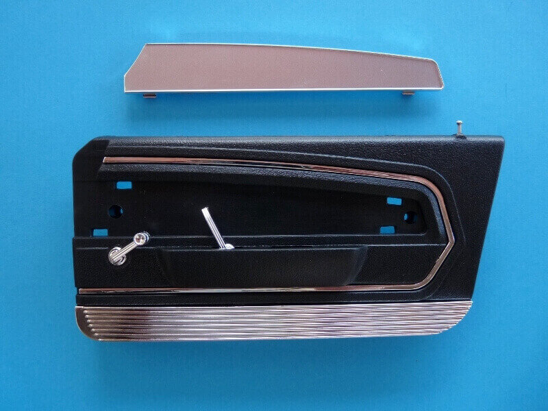 Shelby GT500 - 1967 - 1/8ème - Kit métal - Fascicules Altaya - Page 2 Shf_1410
