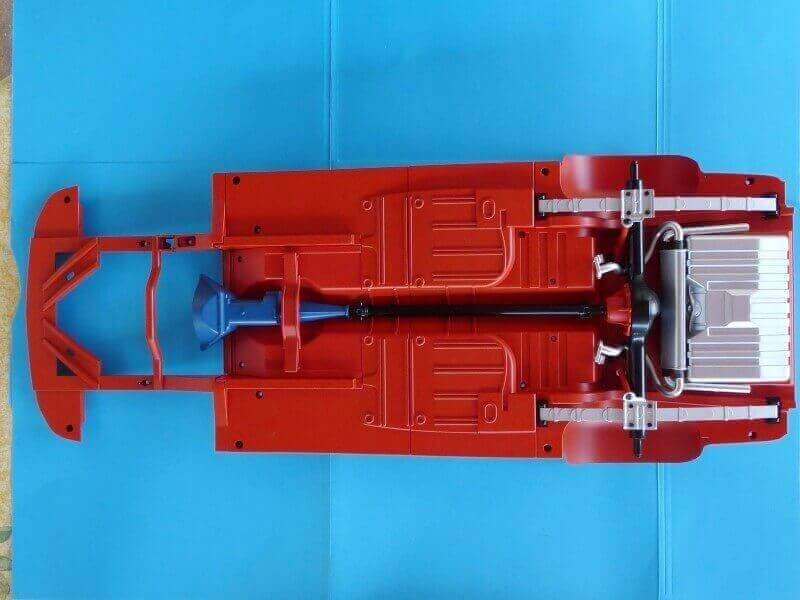 Shelby GT500 - 1967 - 1/8ème - Kit métal - Fascicules Altaya - Page 3 Shf_1414