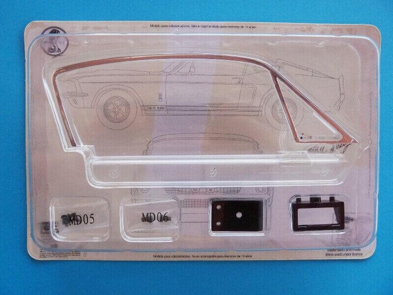 Shelby GT500 - 1967 - 1/8ème - Kit métal - Fascicules Altaya - Page 2 Shf_710