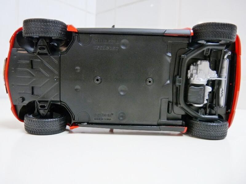 Smart Roadster - 2003 - Kyosho 1/18 ème Smart_14