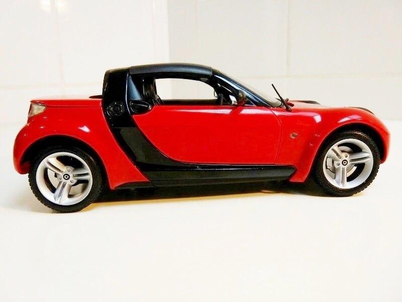 Smart Roadster - 2003 - Kyosho 1/18 ème Smart_19