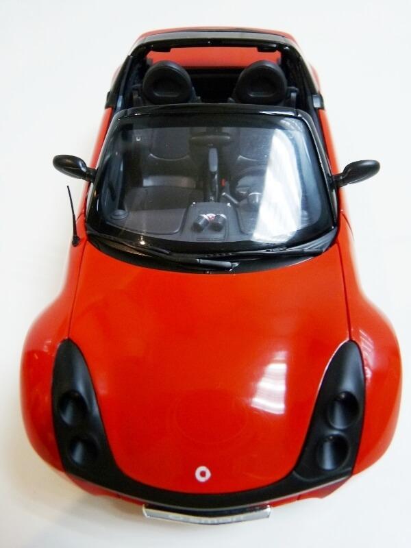 Smart Roadster - 2003 - Kyosho 1/18 ème Smart_20