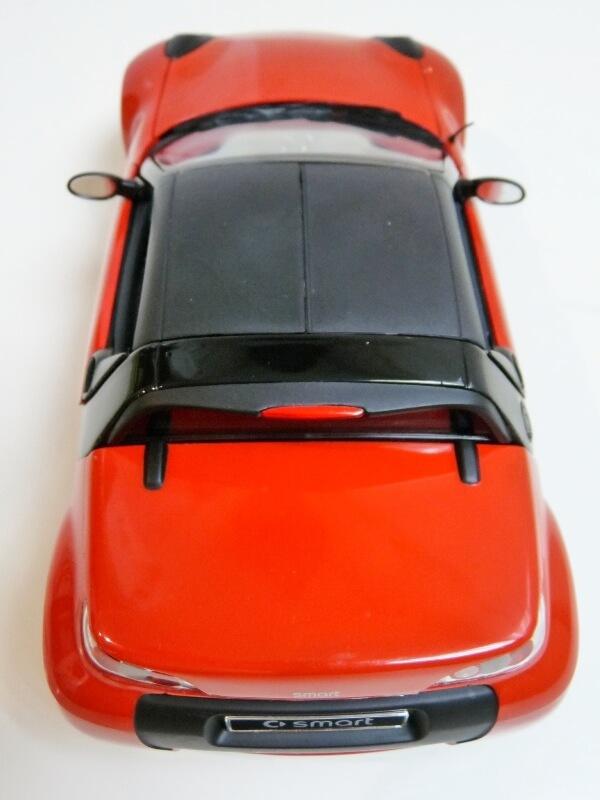 Smart Roadster - 2003 - Kyosho 1/18 ème Smart_23