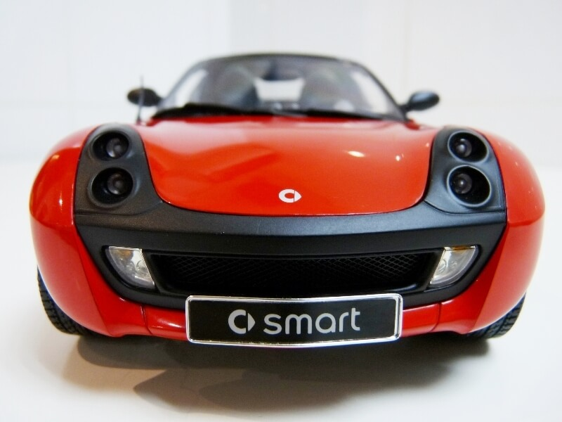 Smart Roadster - 2003 - Kyosho 1/18 ème Smart_27
