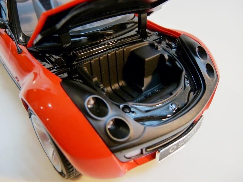 Smart Roadster - 2003 - Kyosho 1/18 ème Smart_30