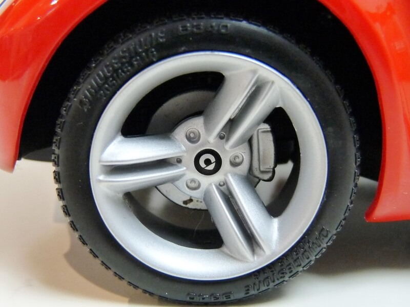 Smart Roadster - 2003 - Kyosho 1/18 ème Smart_35