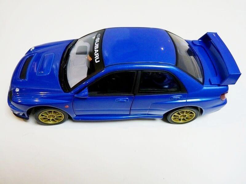 Subaru Impreza 2.0 litres GT turbo - 1993 - Solido 1/18 ème Subaru10