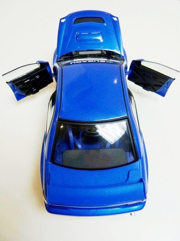 Subaru Impreza 2.0 litres GT turbo - 1993 - Solido 1/18 ème Subaru14