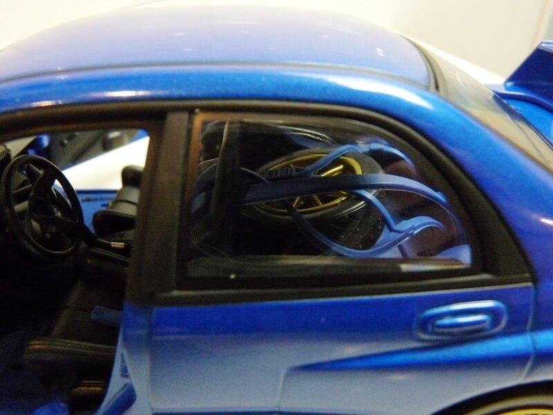 Subaru Impreza 2.0 litres GT turbo - 1993 - Solido 1/18 ème Subaru16