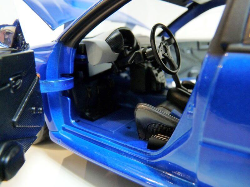 Subaru Impreza 2.0 litres GT turbo - 1993 - Solido 1/18 ème Subaru17