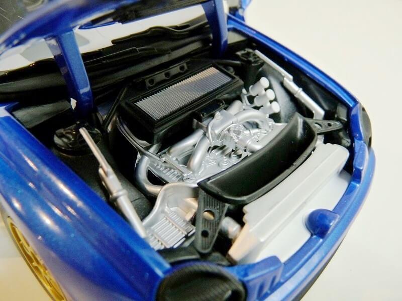 Subaru Impreza 2.0 litres GT turbo - 1993 - Solido 1/18 ème Subaru18