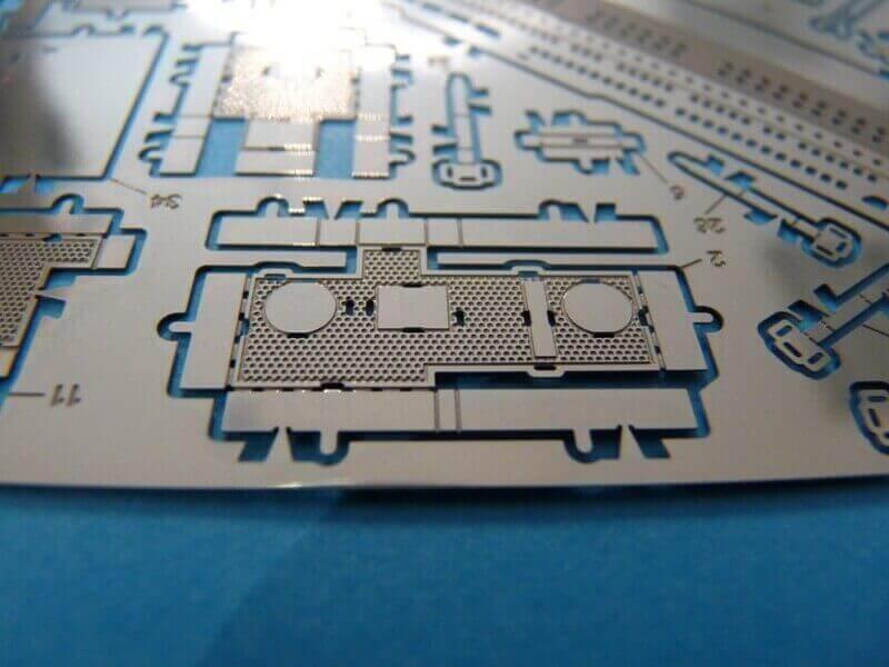 Titanic 3D métal kit au 1/2000 ème T002010