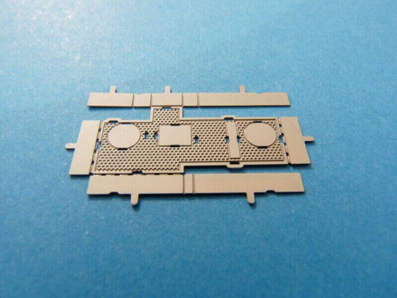 Titanic 3D métal kit au 1/2000 ème T002310