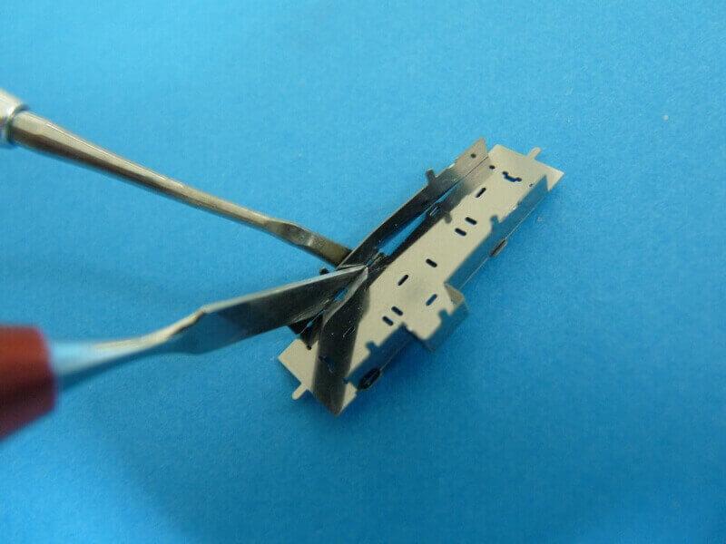 Titanic 3D métal kit au 1/2000 ème T002510