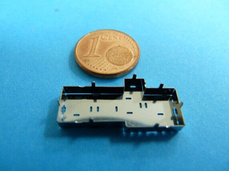 Titanic 3D métal kit au 1/2000 ème T002610