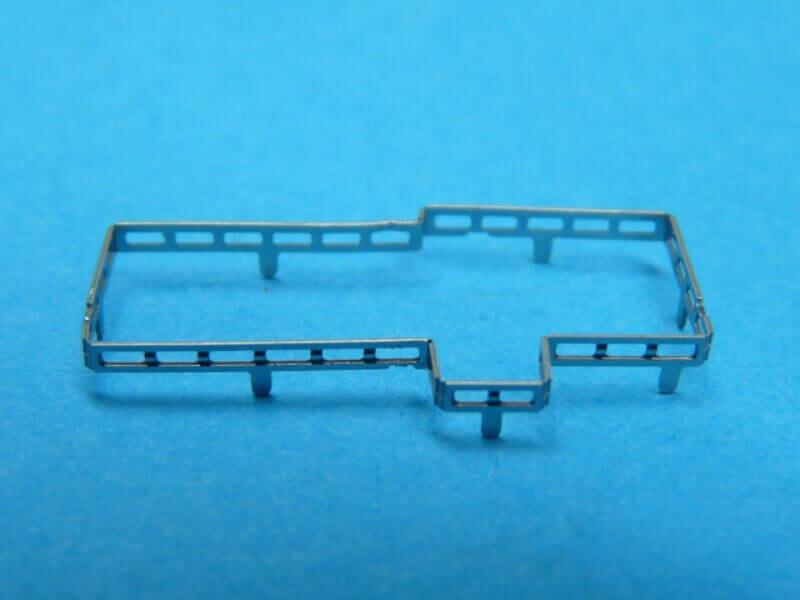 Titanic 3D métal kit au 1/2000 ème T003110