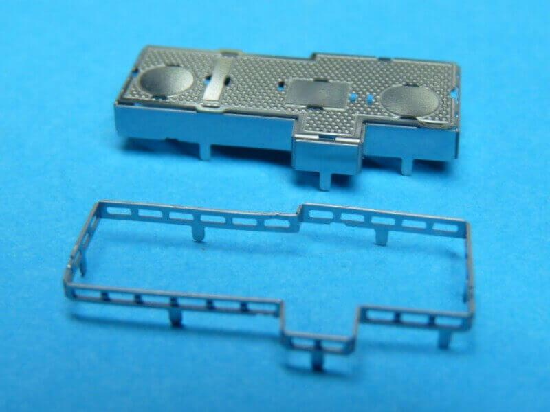 Titanic 3D métal kit au 1/2000 ème T003210