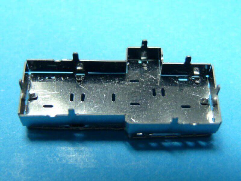Titanic 3D métal kit au 1/2000 ème T003310