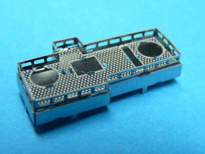 Titanic 3D métal kit au 1/2000 ème T003410
