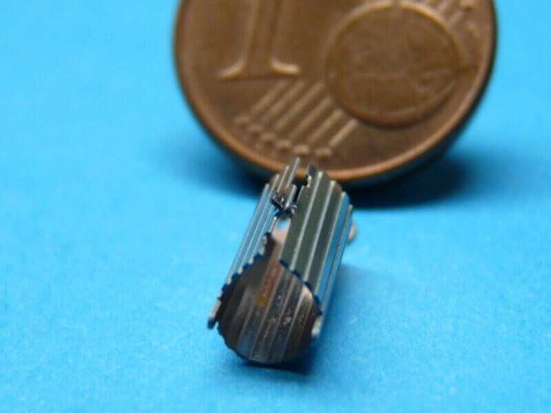 Titanic 3D métal kit au 1/2000 ème T003910