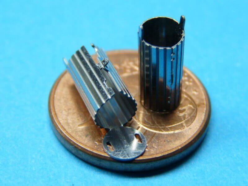 Titanic 3D métal kit au 1/2000 ème T004210