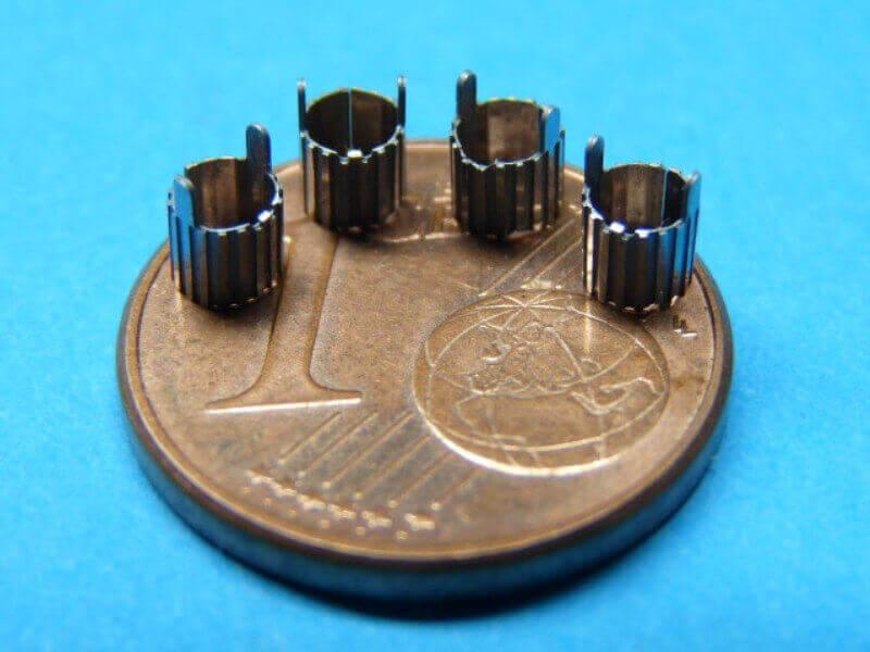 Titanic 3D métal kit au 1/2000 ème T004810