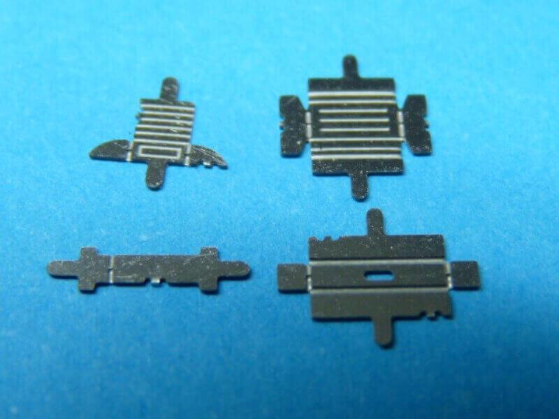 Titanic 3D métal kit au 1/2000 ème T005210