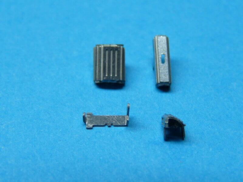 Titanic 3D métal kit au 1/2000 ème T005310
