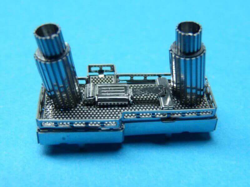 Titanic 3D métal kit au 1/2000 ème T005710