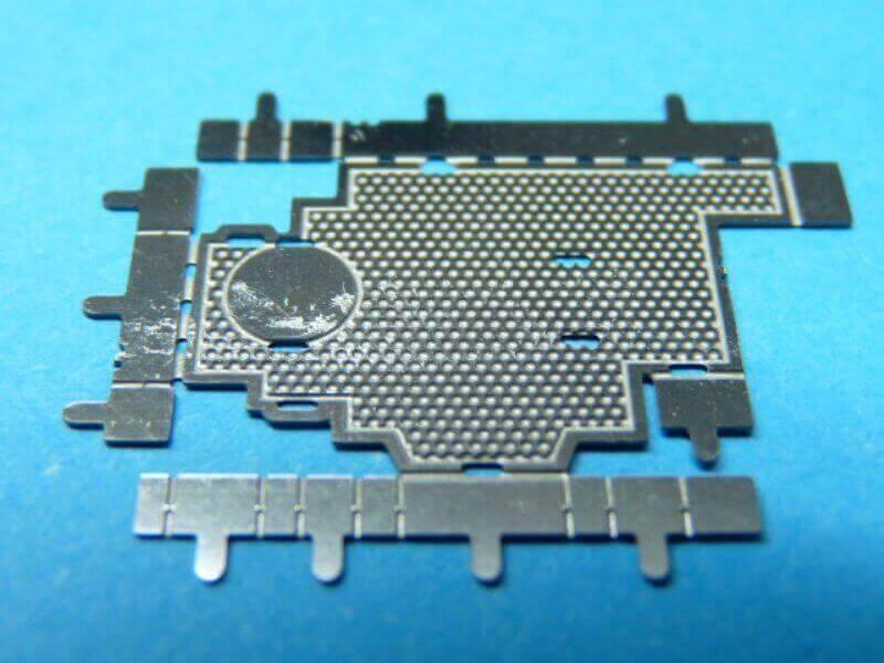 Titanic 3D métal kit au 1/2000 ème T006010