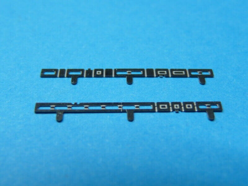 Titanic 3D métal kit au 1/2000 ème T006510