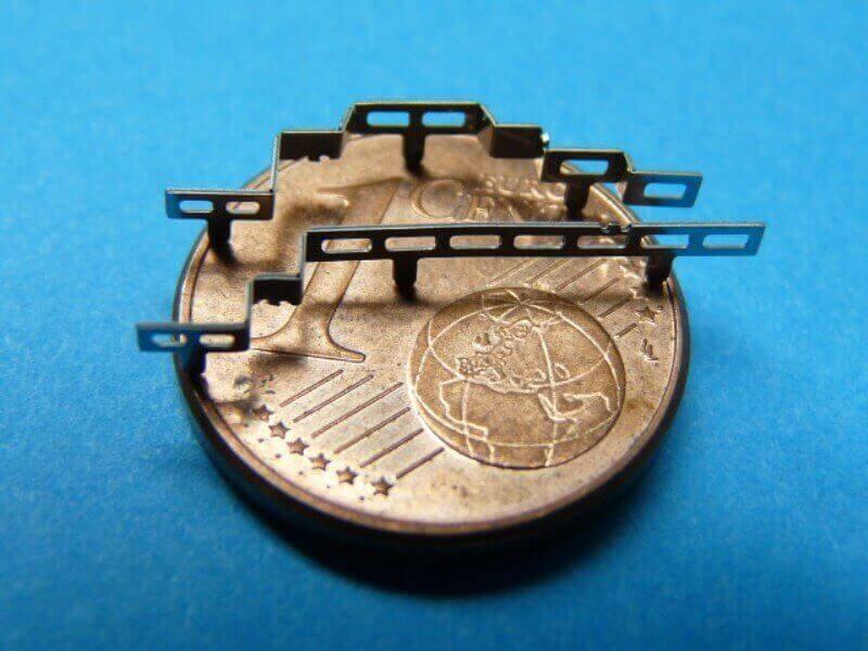 Titanic 3D métal kit au 1/2000 ème T006710