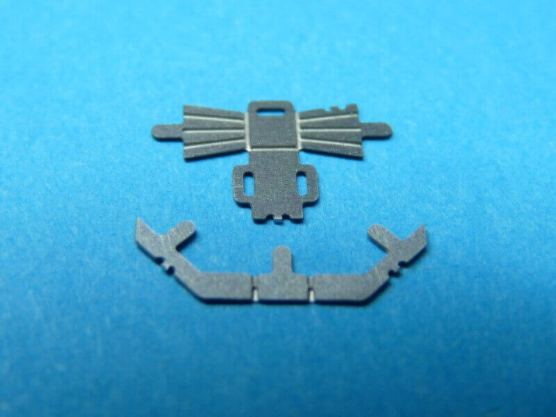 Titanic 3D métal kit au 1/2000 ème T007610