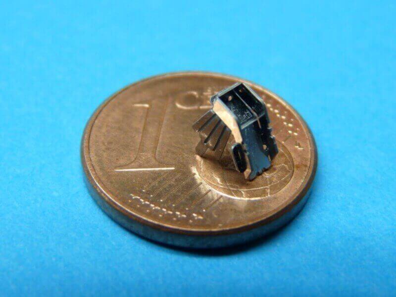Titanic 3D métal kit au 1/2000 ème T008010