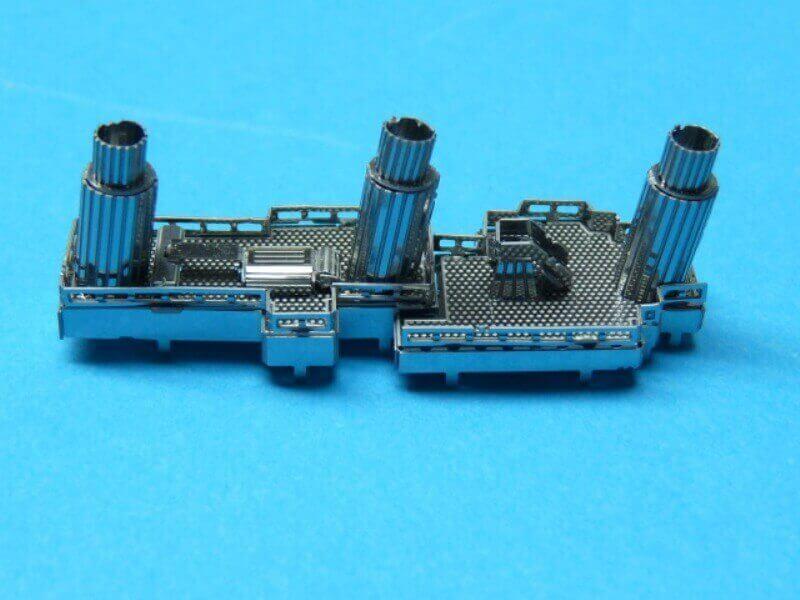 Titanic 3D métal kit au 1/2000 ème T008310