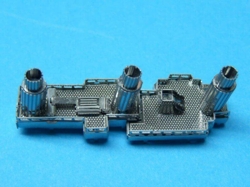 Titanic 3D métal kit au 1/2000 ème T008410