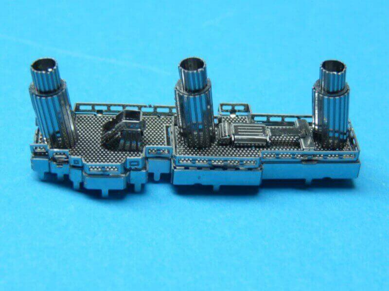 Titanic 3D métal kit au 1/2000 ème T008510